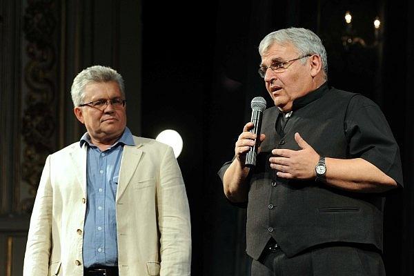 A XII. Pécsi Országos Színházi Találkozó díjátadó gálája (fotó: Szkárossy Zsuzsa)