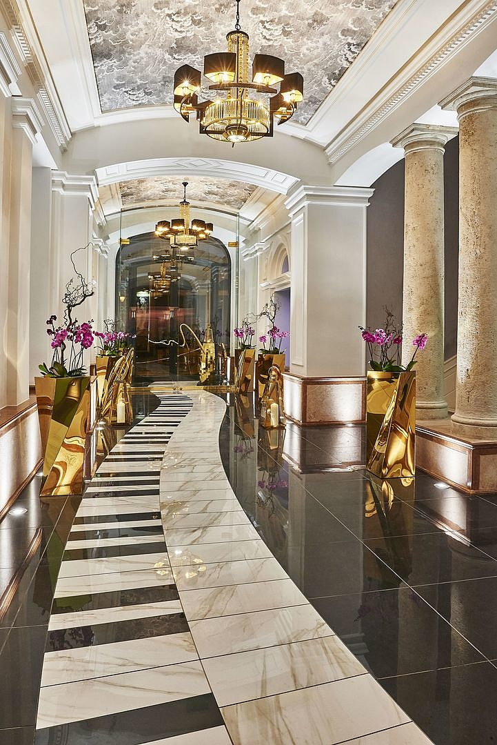 Stradivari Restaurant (Aria Hotel)