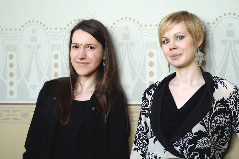 Razvaljajeva Anasztázia és Seleljo Erzsébet