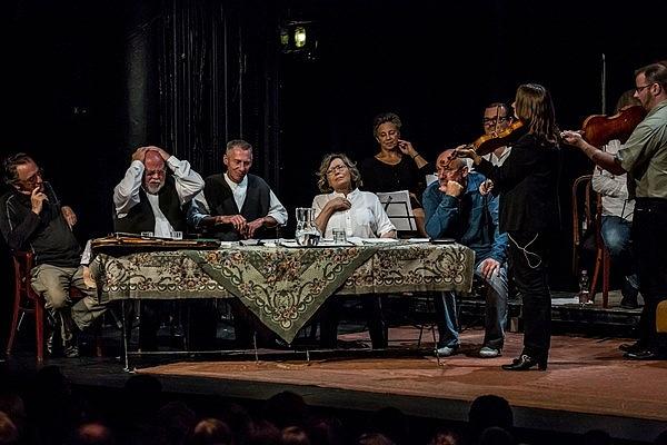 Színházak éjszakája 2014 - Katona Népdalkör