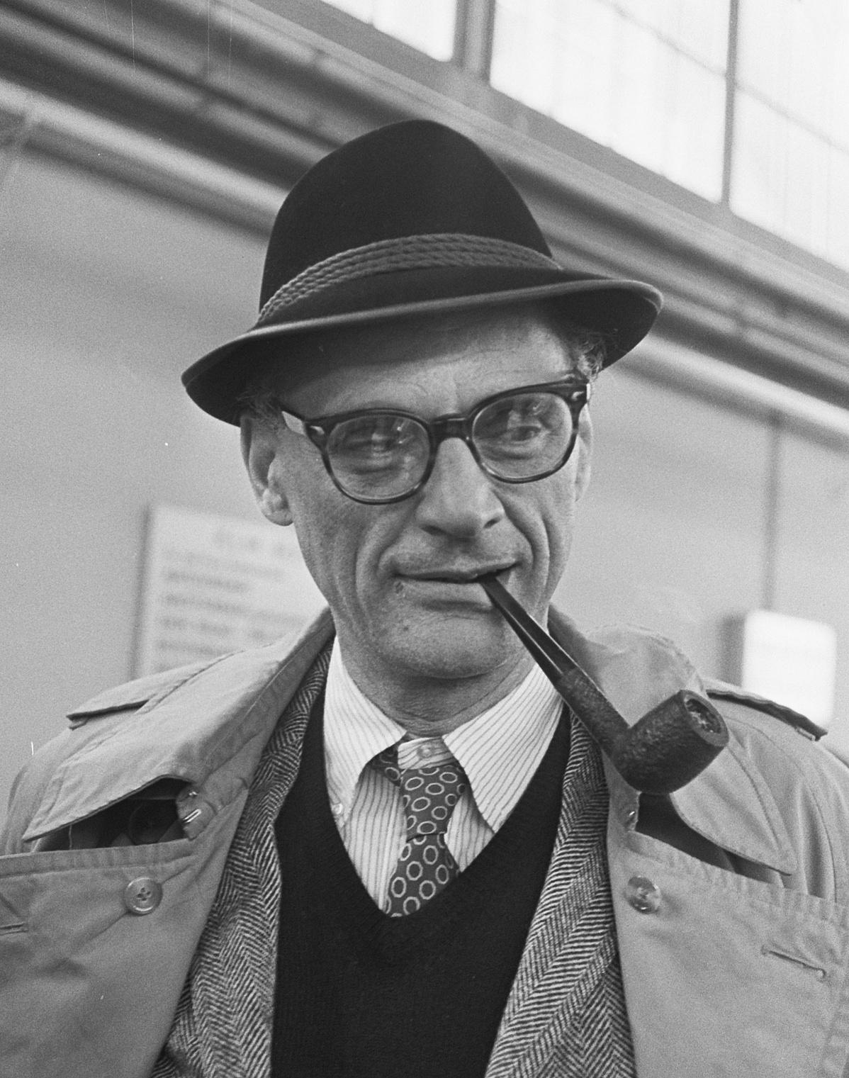 Arthur Miller 1966-ban