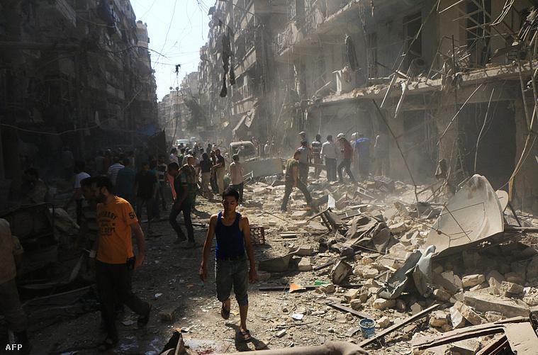 Aleppo most