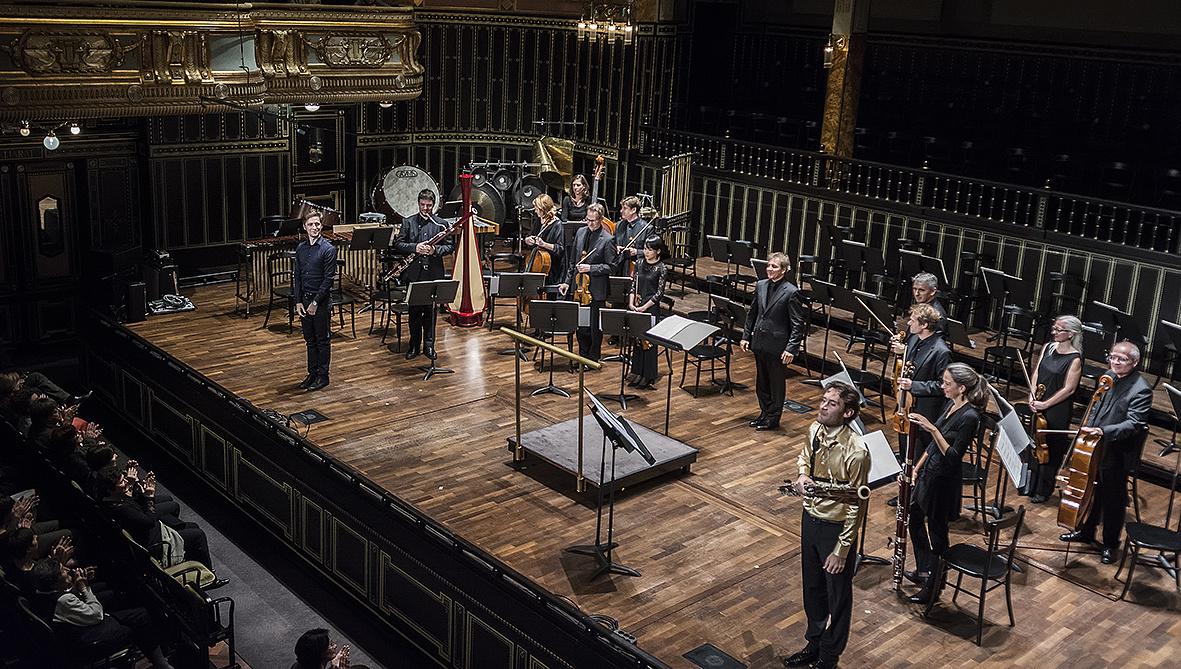 Bogányi Gergely, Bogányi Bence és a Münchener Kammerorchester