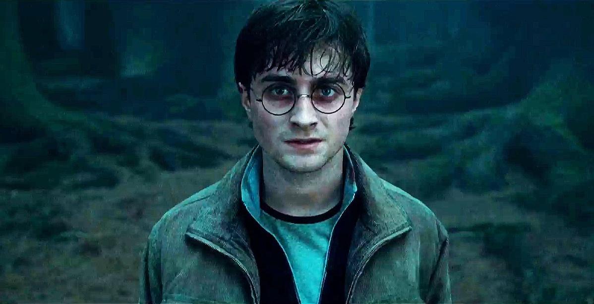 Daniel Radcliffe mint Harry Potter