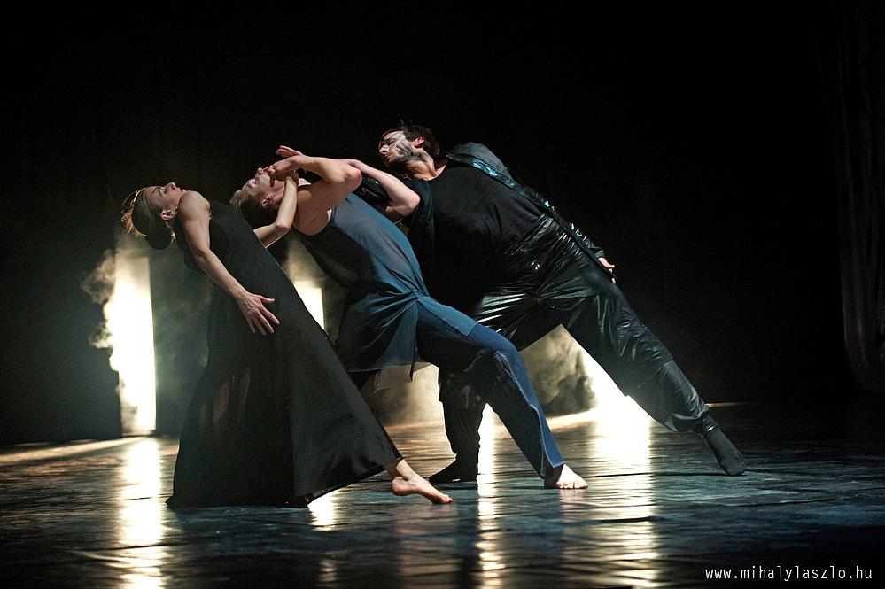 Orfeusz és Euridiké (forrás: Pécsi Balett)