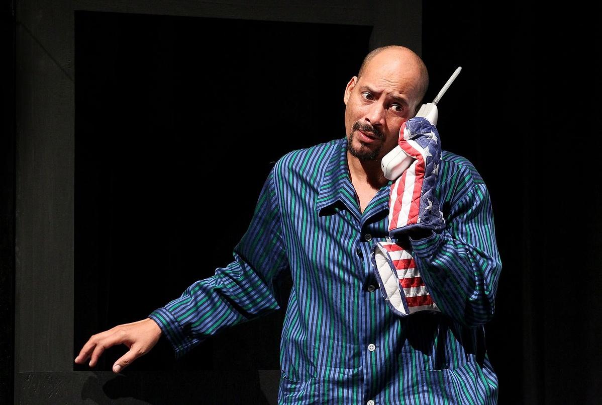 A Szabadesésben 2011-ben a Bárka Színházban