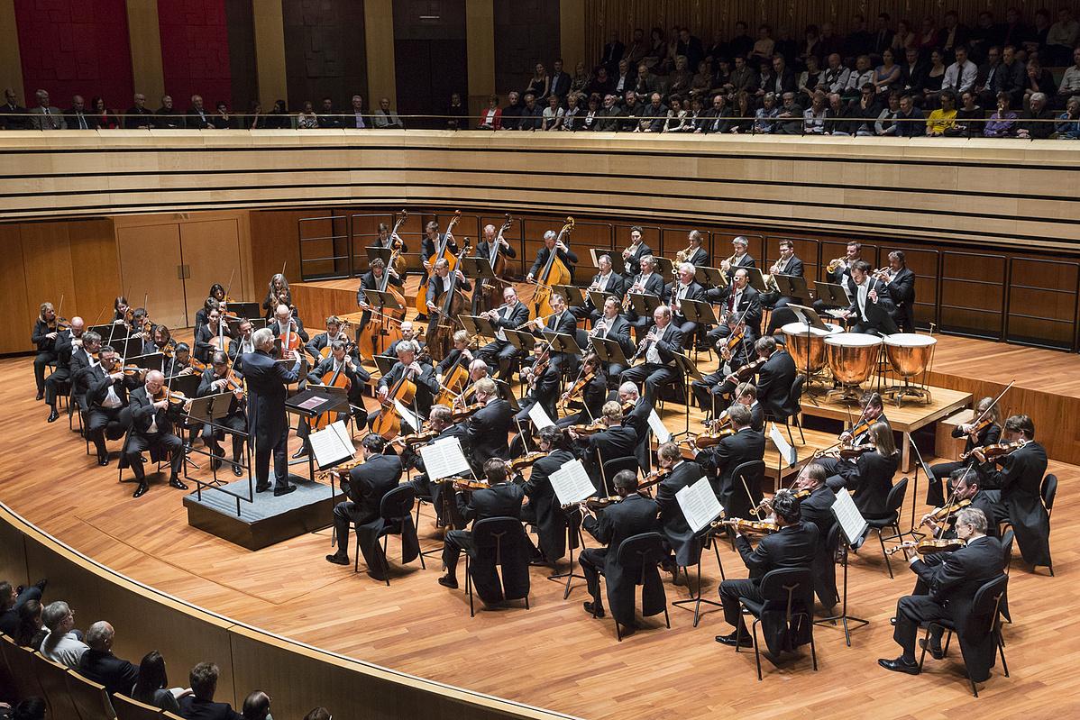 Herbert Blomstedt és a Bécsi Filharmonikusok