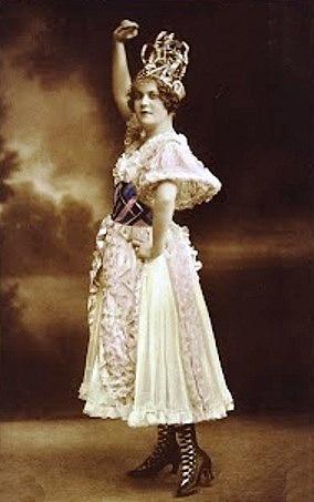 Kosáry Emma a címszerepben 1916-ban