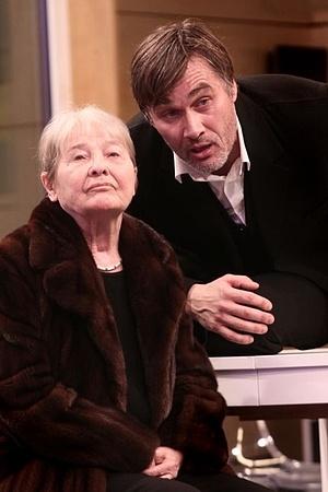 Törőcsik Mari és Trill Zsolt - Brand
