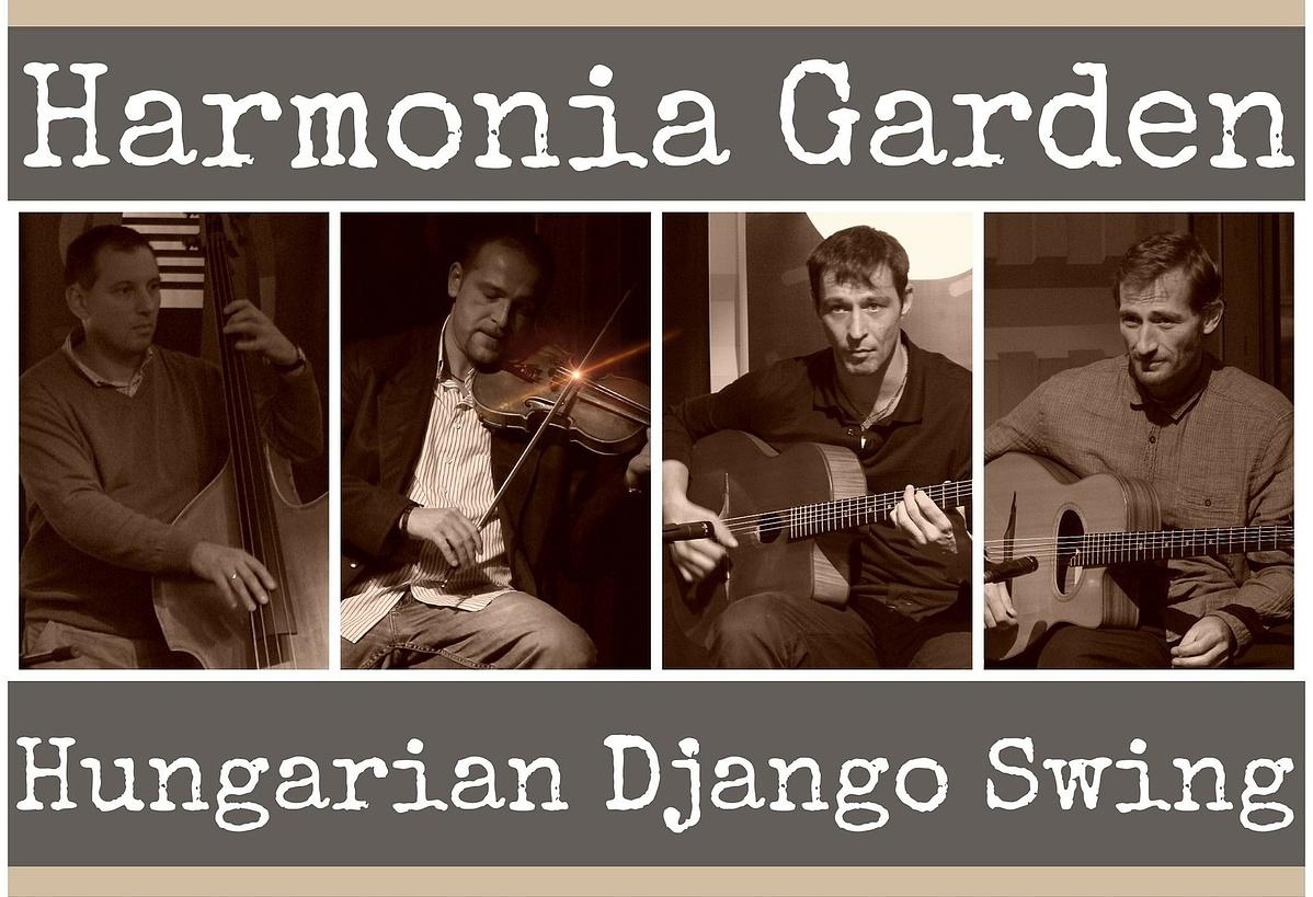 Harmonia Garden