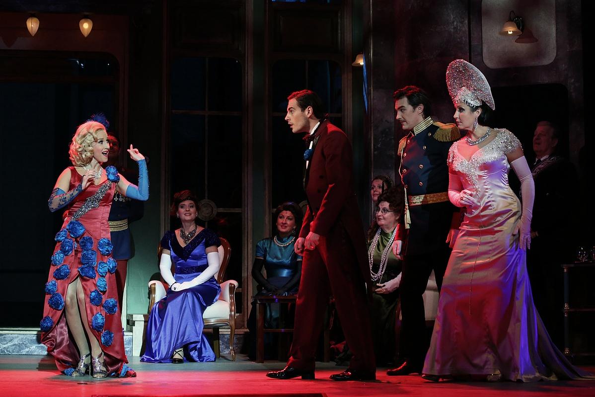 Sybill - Budapesti Operettszínház