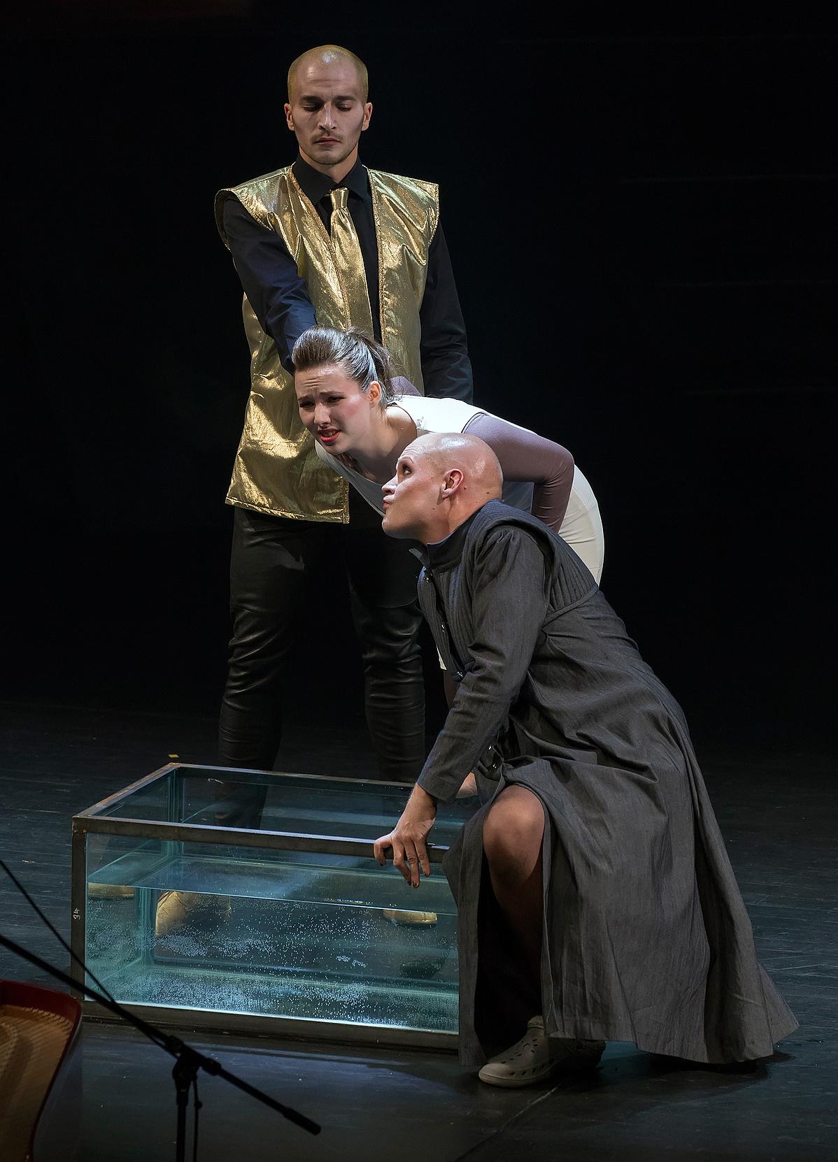 Poppea megkoronázása