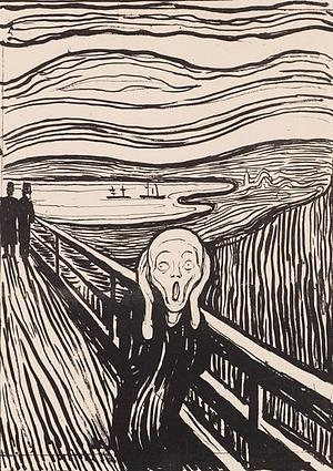 Edvard Munch: A sikoly