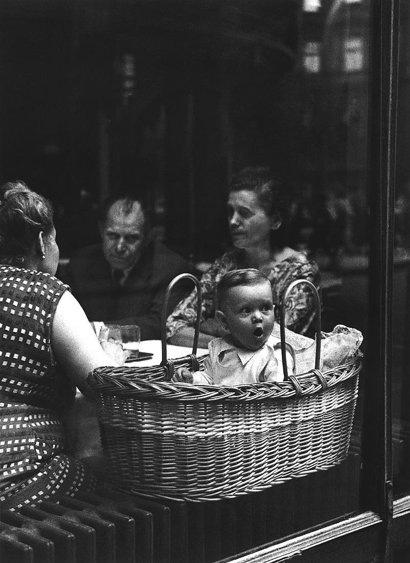 Hemző Károly: Ifjú vendég 1964