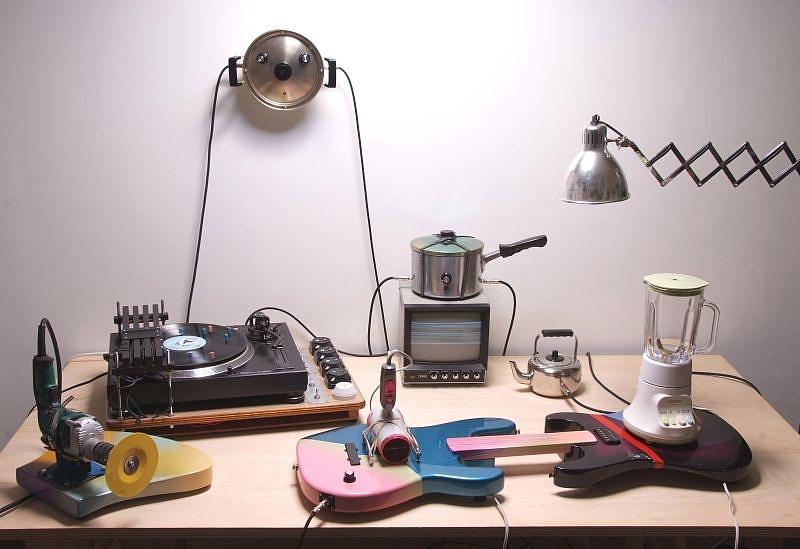 UJINO: The Rotators - The Savage's Plastic Ikebana Session 2007, háztartási elektromos készülék és más technika, változó méret