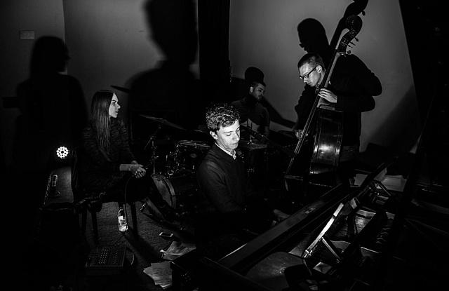 Próbál a Hajdu Klára Quartet