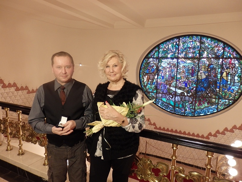 Nagy Attila és Bujtor Judit