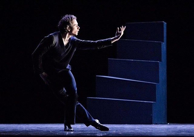 Simon István, She was Black - Semperoper Ballett