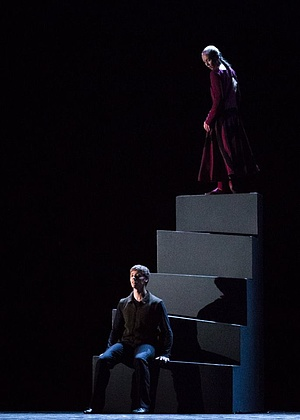 Anna Merkulova, Johannes Schmidt, She was Black - Semperoper Ballett