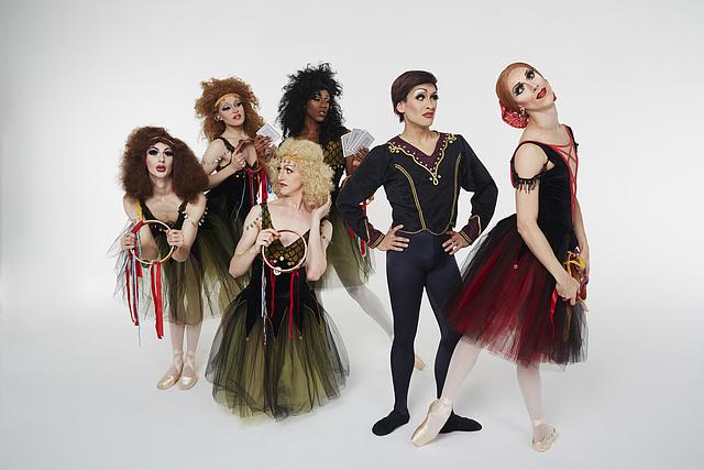 Les Ballets Trockadero de Monte Carlo: Esmeralda