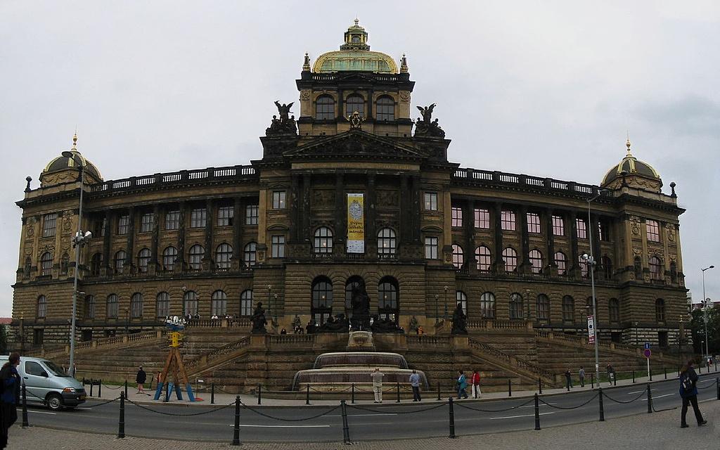 Prágai Nemzeti Múzeum
