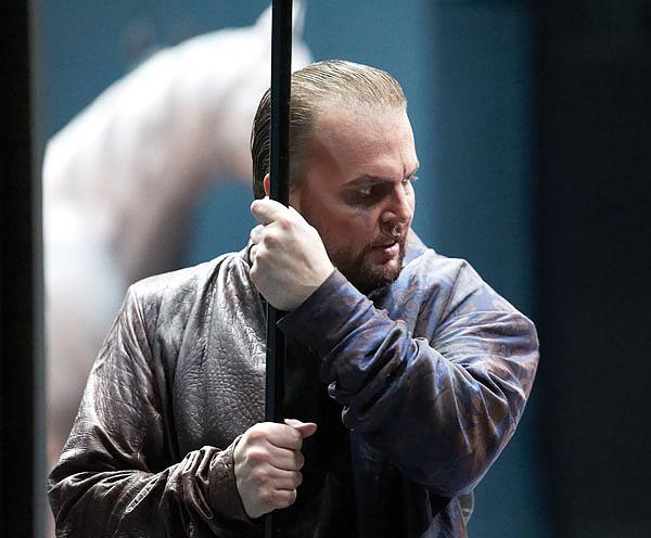 Tomasz Konieczny Wotan szerepében - Bécs 2012