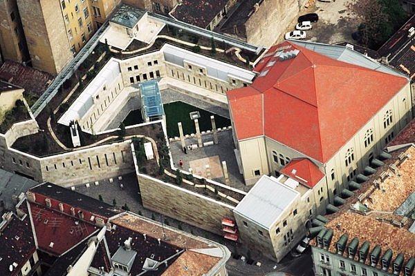 Holokauszt Emlékközpont, épület