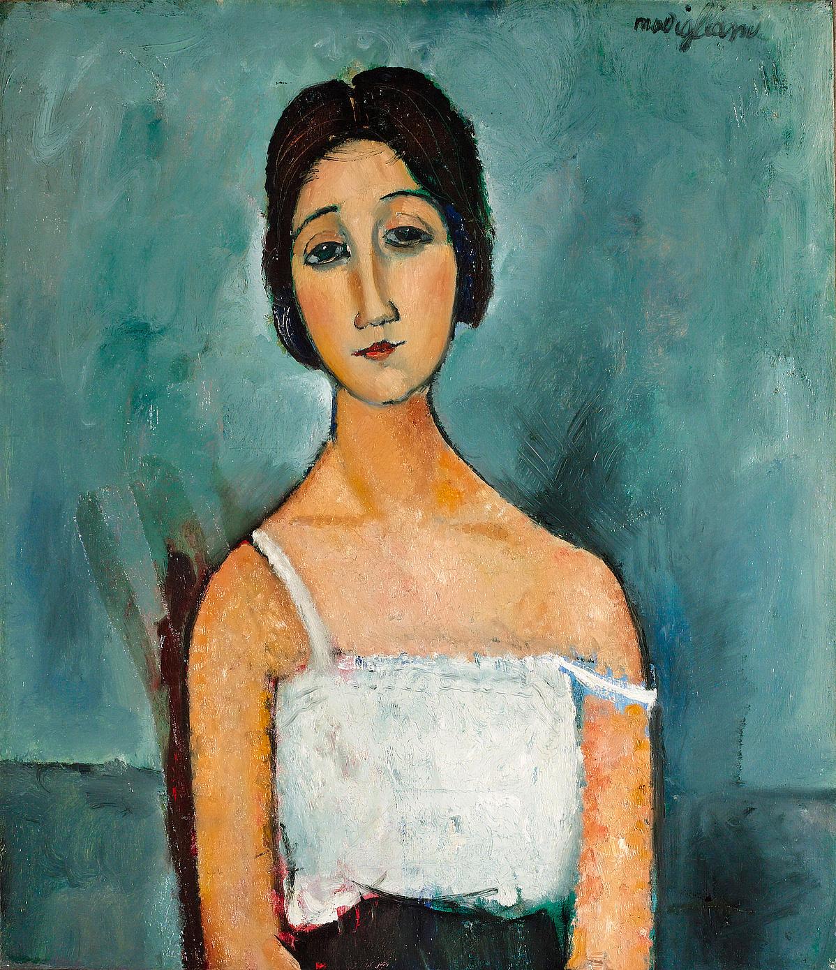 Modigliani: Christina
