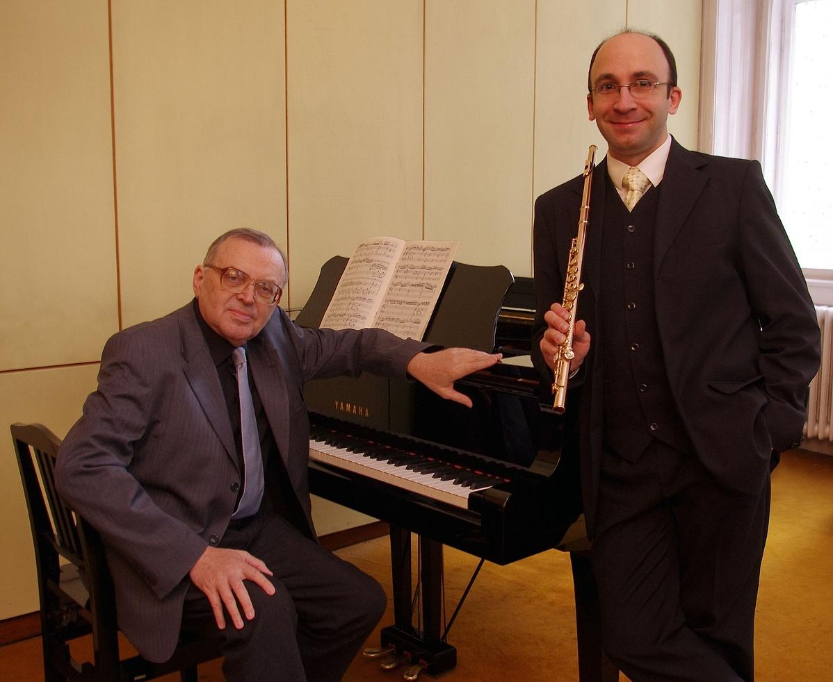 Fülep Márk és Gábor József