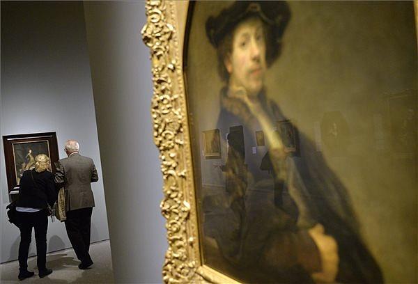 Rembrandt és a holland arany évszázad című kiállítás a Szépművészetiben
