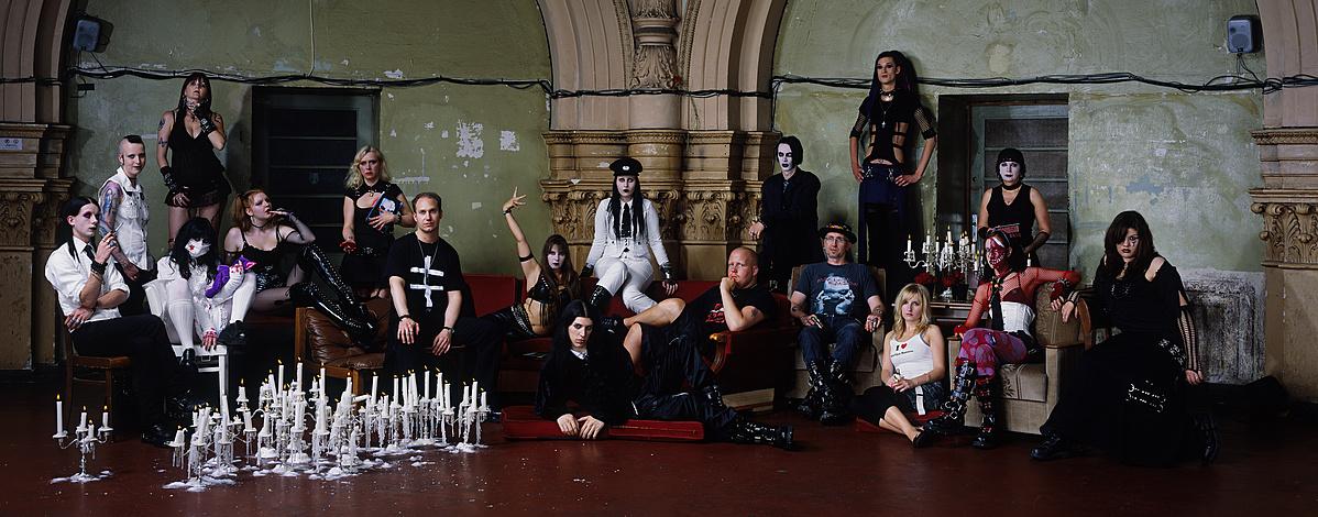 Candice Breitz: Marilyn Manson-emlékmű, 2007
