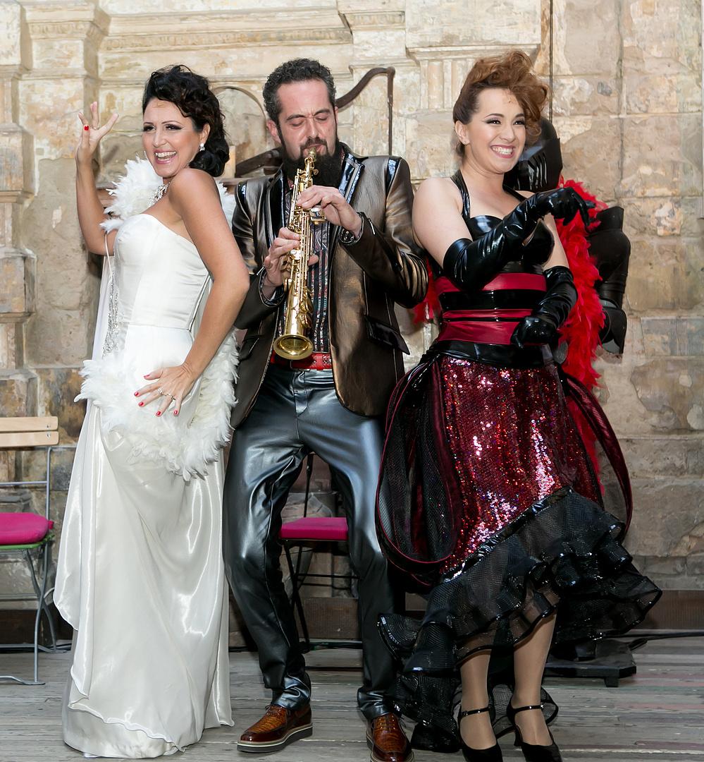 Fischl Mónika, Bársony Bálint és Bordás Barbara