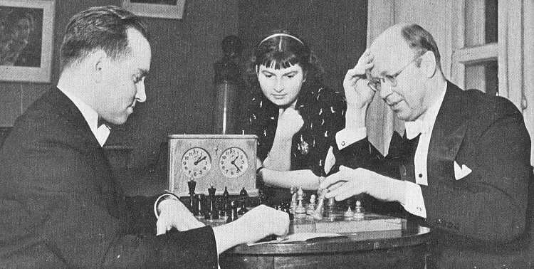 David Ojsztrah és Szergej Prokofjev - 1943