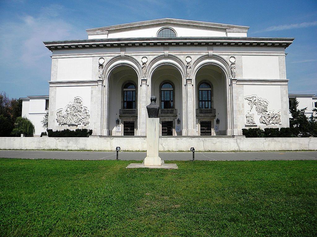 Román Nemzeti Operaház, Bukarest