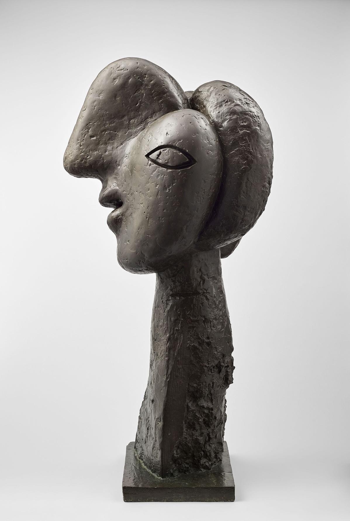 Pablo Picasso: Női fej, 1931