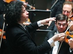 Gustavo Dudamel és a Los Angeles-i Filharmonikusok