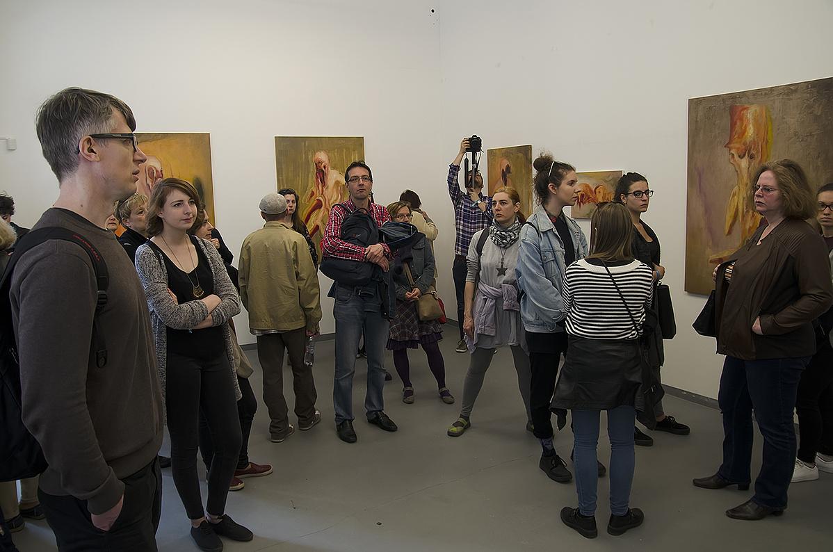 Kis Róka Csaba kiállítása