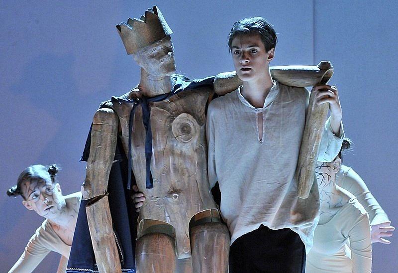 Bartók Plusz 2015, A fából faragott királyfi