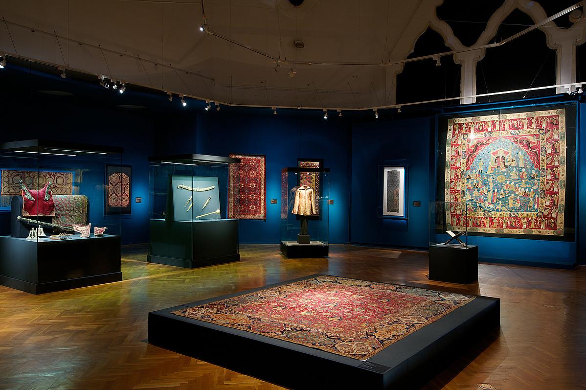 iszlám kiállítás