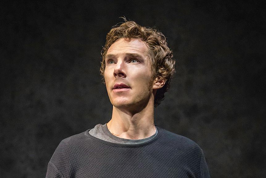 Hamlet (Benedict Cumberbatch)