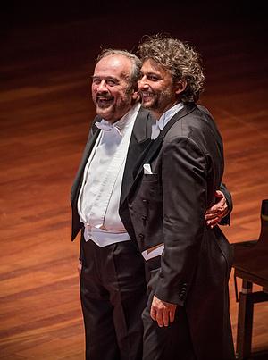 Jonas Kaufmann és Helmut Deutsch