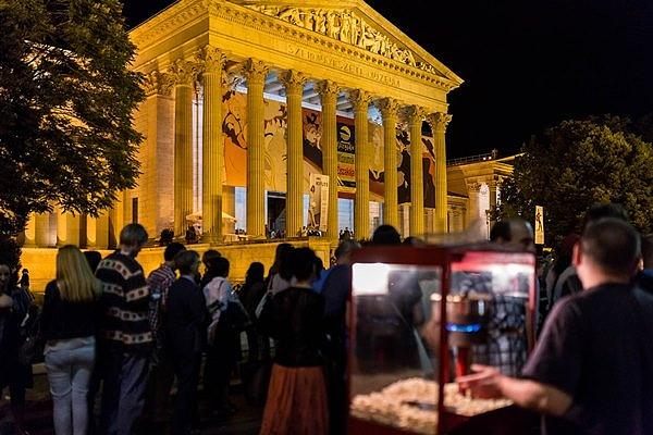 A Szépművészeti Múzeum hosszú éjszakája 2014-ben