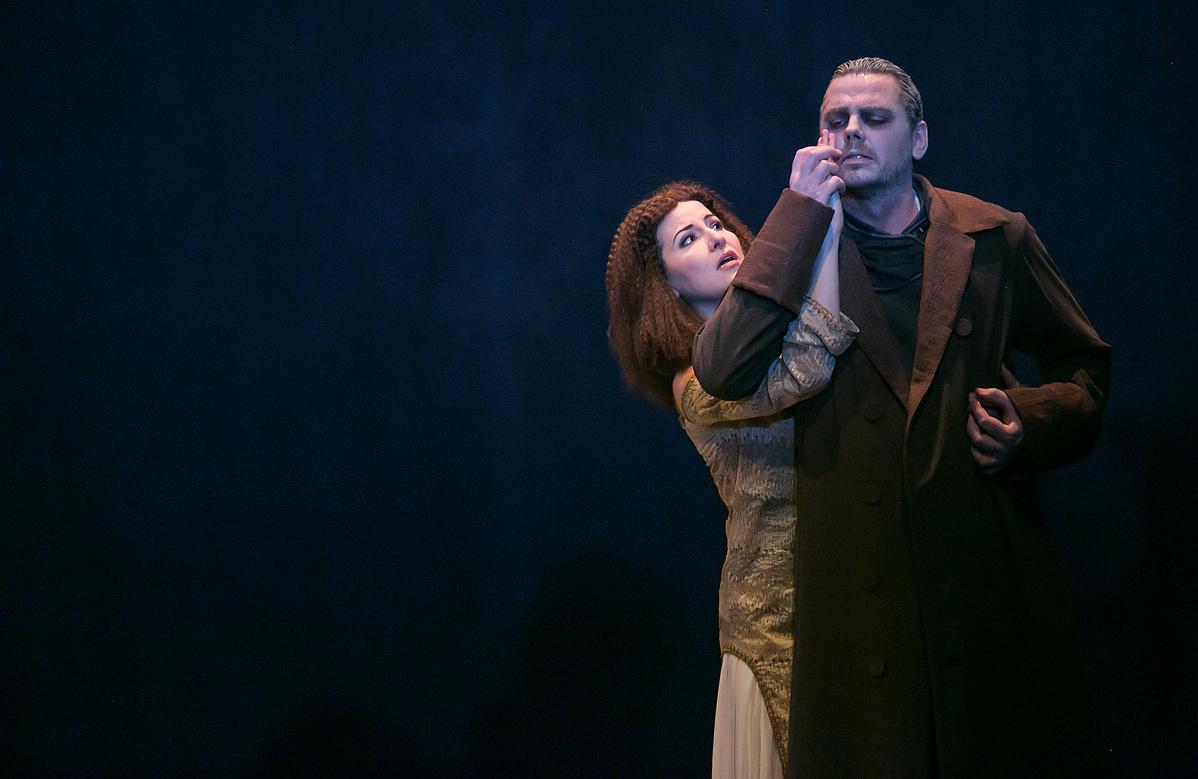 Bartók: A kékszakállú herceg vára - Miksch Adrienn és Szemerédy Károly