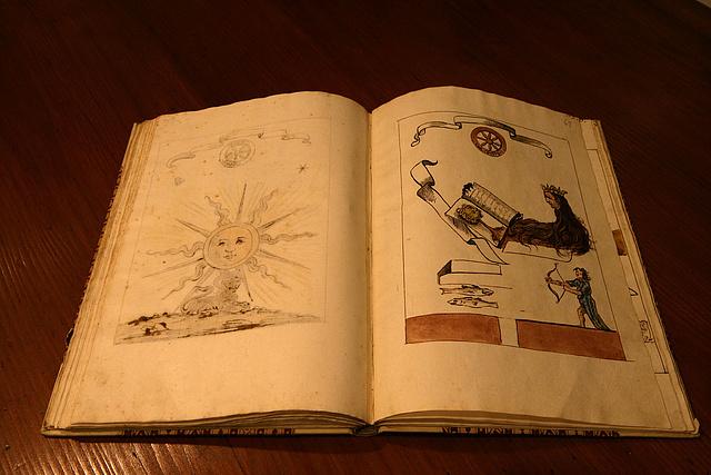 A Nostradamusnak tulajdonított könyv