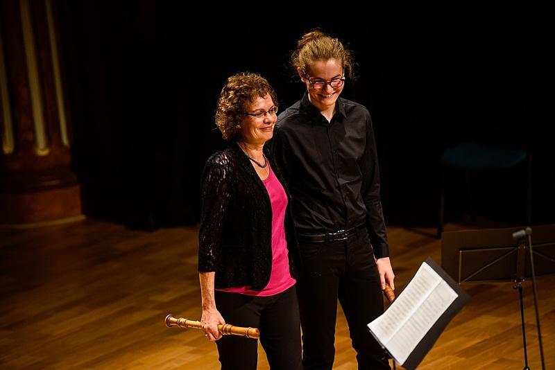 Anneke Boeke és Néveri Bence
