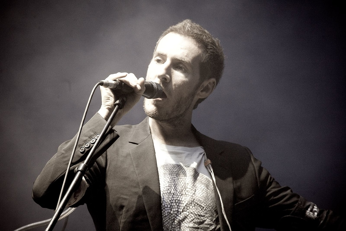 Robert del Naja, Massive Attack, 2010