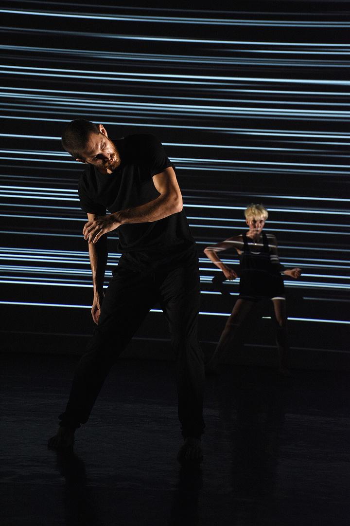 A koreográfus, aki mindent üvöltve közöl