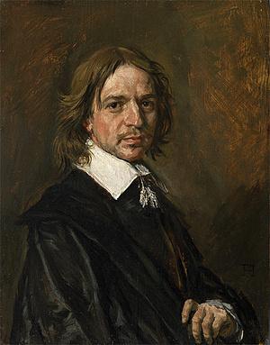 A Frans Halsnak tulajdonított, hamis festmény