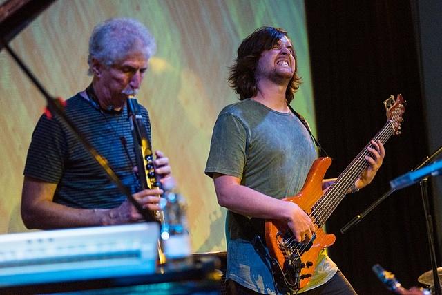 Bob Mintzer és Dane Alderson