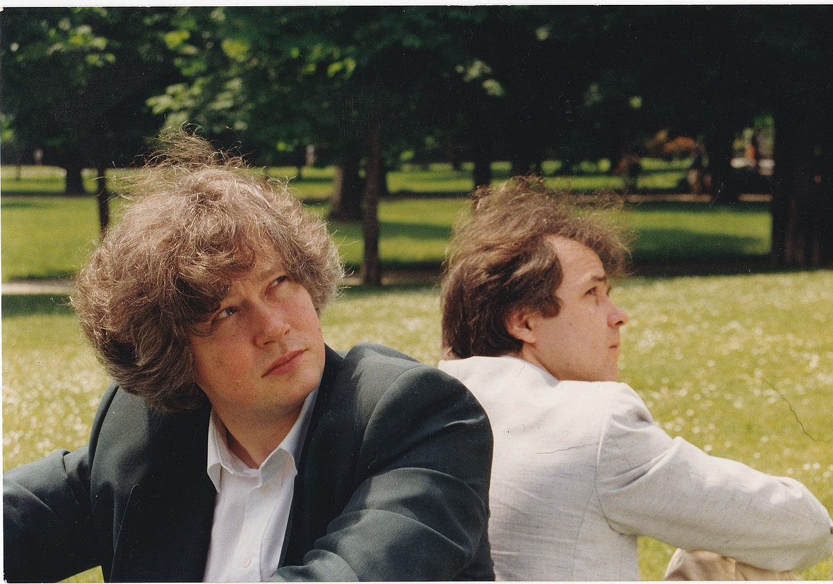 Kocsis Zoltán és Mocsári Károly